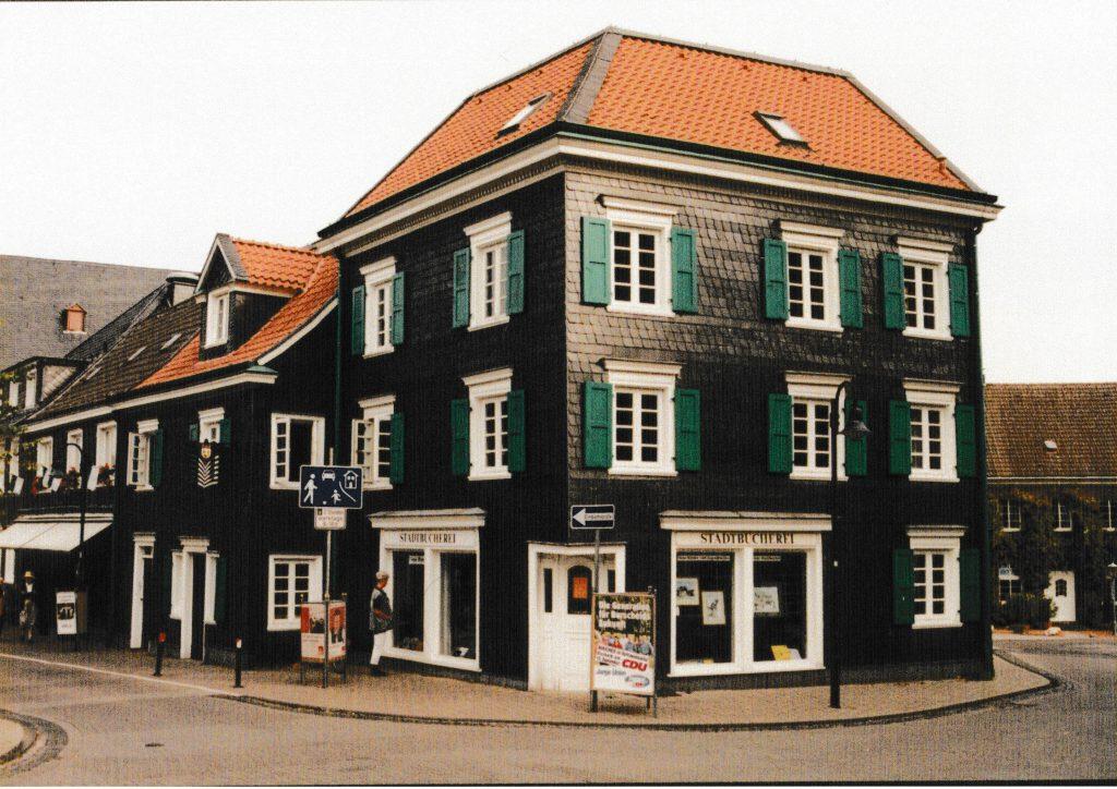 Stadtbibliothek Burscheid